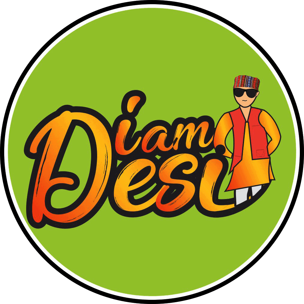 I am Desi logo